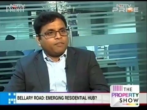 Shrinivas Rao, CEO-Asia Pacific, Vestian on NDTV Prime The Property Show, 18th November 2014.