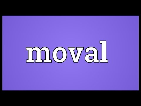 Header of Moval