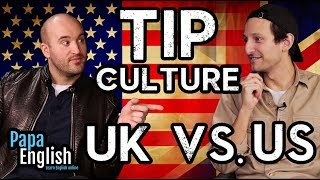 Talking Culture: Why Brits Don't Tip Well!