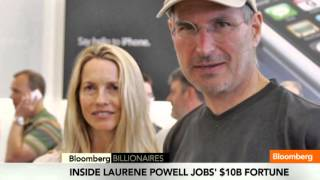 Apple's Secret Billionaire: Laurene Powell Jobs