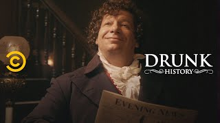 "The Origin of ""The Star-Spangled Banner"" (feat. Jeff Ross) - Drunk History"