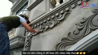 Pairing roof facade pattern