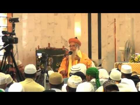 Latest Huzoor Ghazi E Millat Taqreer At Faiz Ul Islam  - Holland  2011 video