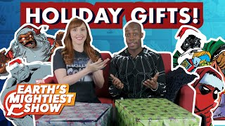 Holiday Gifts for Every Marvel Fan! | Earth's Mightiest Show