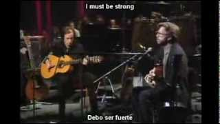 Eric Clapton - Tears In Heaven lyrics Subtitulada en español