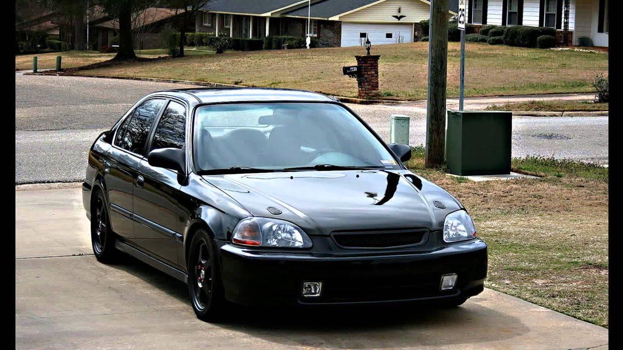 Honda Civic ek Sedan Wallpaper Honda Civic 6g Sedan Tuning