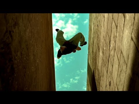This is freerunning - Ryan Doyle - Red Bull Launchpad