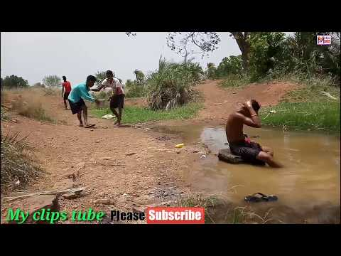 Best funny video 2018| top funny video village boys| funny pranks comedy  video 2018| my clips tube|