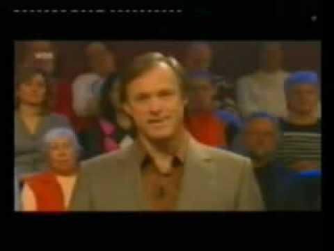 """Wolfgang Thüne in """"Dellings Woche"""" (28.11.2008) über den Klimaschwindel ( 1)"""