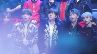 161202 2016 MAMA See You Again BTS JIN focus