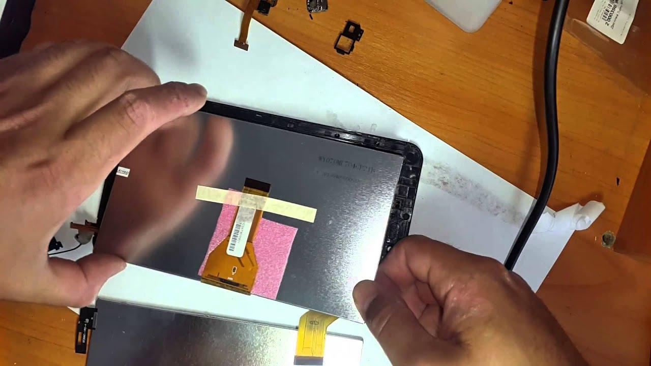 Восстановить сенсорный экран своими руками 50