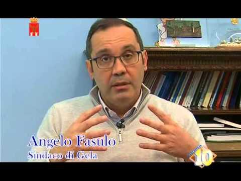 SPAZIO ISTITUZIONALE COMUNE DI GELA, ANGELO FASULO DEL 18 FEB 2014