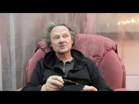 Интервью с Александром Титовым из группы «Аквариум»