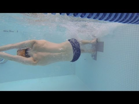 How To Flip Turn In Freestyle Swimming | Swimming Lessons video