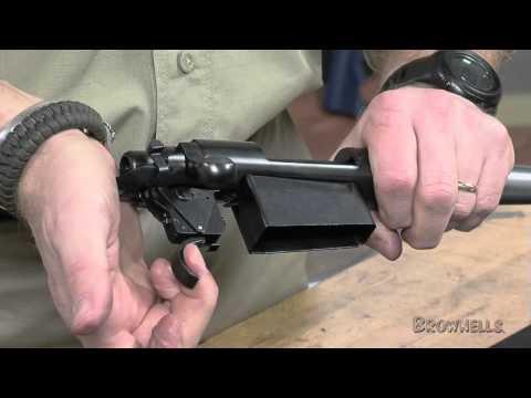 Brownells DIY Timney Model 510 Remington 700 Installation