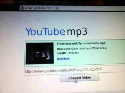 Gaboss cum se descarca muzica de pe youtube