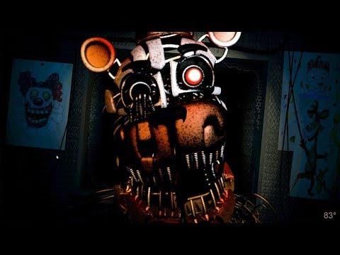 Molten Freddy, Fnaf World Mod (by:ZBonnieXD)