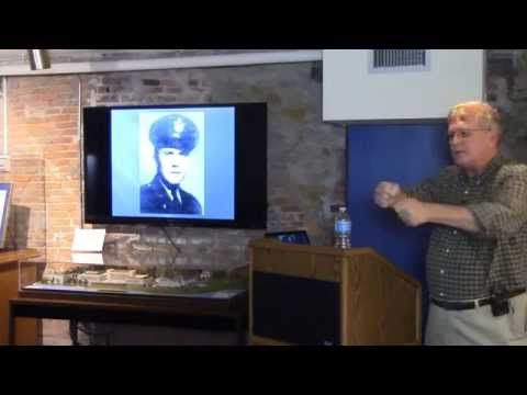 8 Bells Lecture | Ed Offley: The Burning Shore