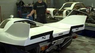 Porsche 917 Part 1 Gunnar Racing restoration