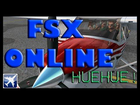 FSX Online -  Rio de Janeiro SBRJ/SBSC