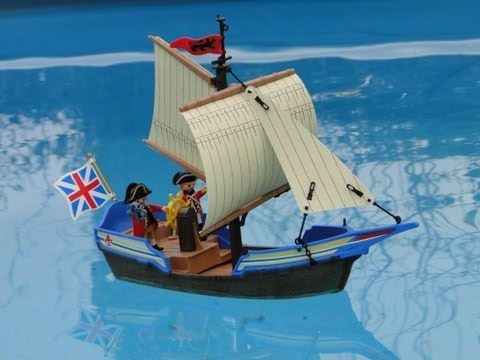 PLAYMOBIL PIRATE 5140 ship