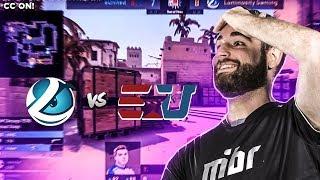Analise LG vs eUnited MIRAGE - DreamHack Atlanta