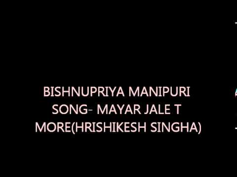 A Melodious Bishnupriya Manipuri Song- Monor Maloti By Hrishikesh Singha video