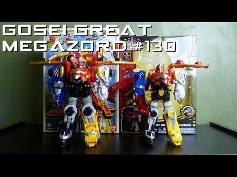 Ranger Review #130 Gosei Great & Gosei Great Megazord