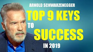 Arnold Schwarzenegger 2019 - *TOP  9 RULES* [Powerful]