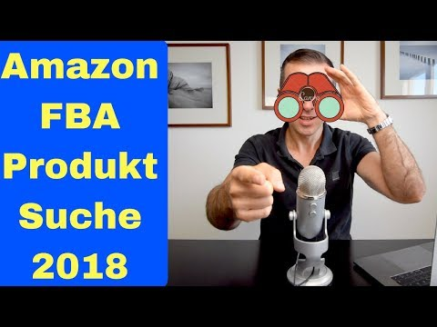 Amazon FBA Produkt finden 2018, Beispiel für Produktrecherce