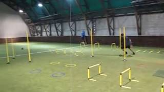 SOCCER Coordination SAQ Ball