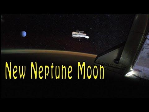 NASA Hubble spots New Neptune Moon