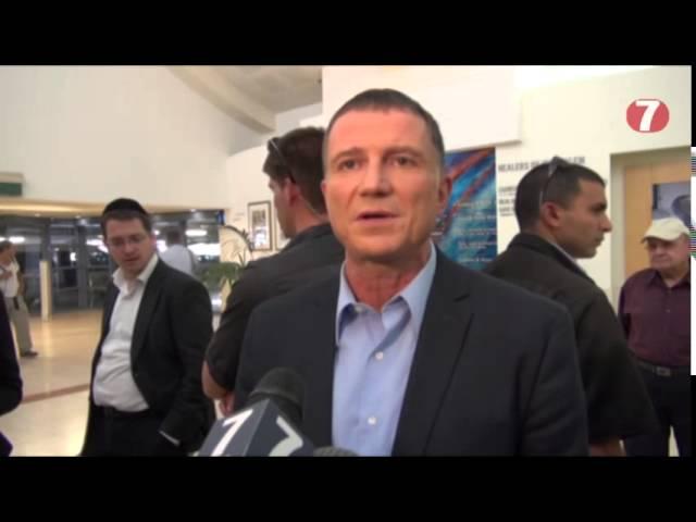Knesset Spokesman Visitsi Yehuda Glick