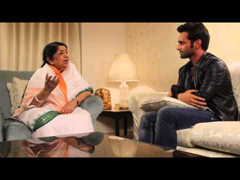 rahul vaidya lata mangeshkar super interview part 2