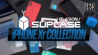 Reviewing the i-Blason/Supcase iPhone Xr Cases