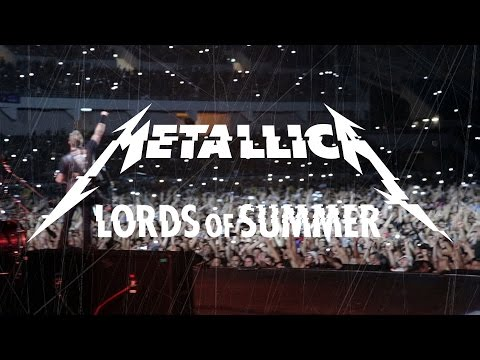 Metallica - Lords Of Summer (Official Music Video)