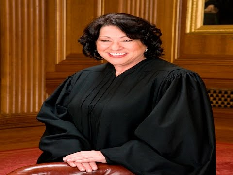 Who Is Sonia Sotomayor? - Her Life And Carreer