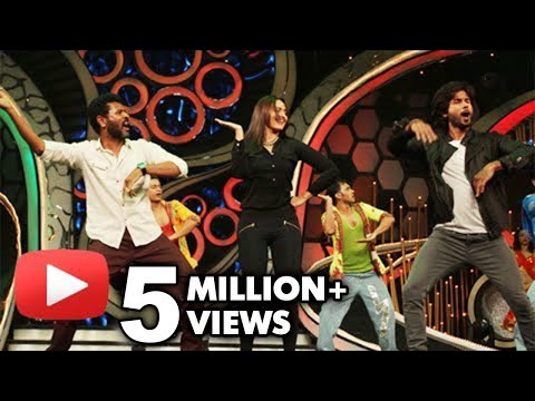 Sonakshi Sinha, Shahid Kapoor Dances At DID Dance Ka Tashan Grand Finale