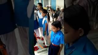Modi s fan sing song for modi