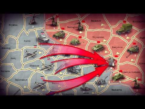 Strategy & Tactics: World War II Game Trailer. Greenlight!