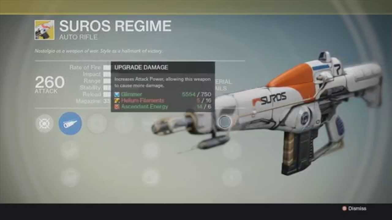 Destiny: Exotic Weapon...