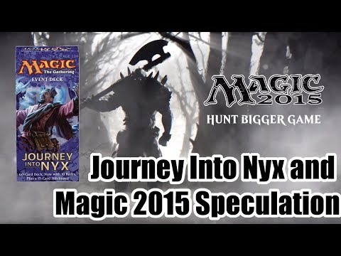M15 Duel of the Planeswalkers Trailer Analysis and Event Deck...
