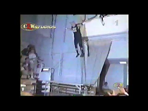 CZW: Jun Kasai vs. Homicide (CZWstudios.com)