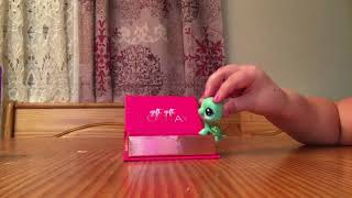 LPS Cake Trick Kidnapping Skit Part 2