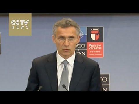 NATO says deployment in Poland, Baltic states a response to Ukraine crisis