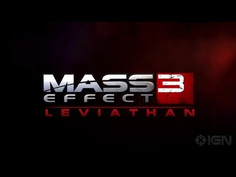 Mass Effect 3  Leviathan Trailer