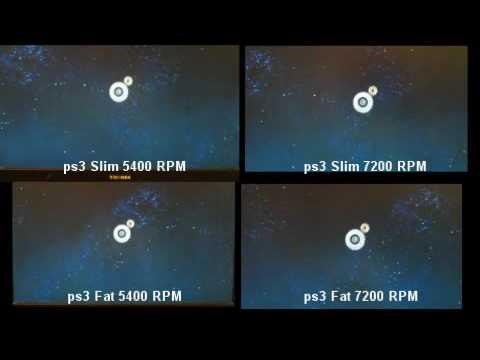 Ps3 Fat vs Slim Ps3 Slim vs Ps3 Fat Blue Ray