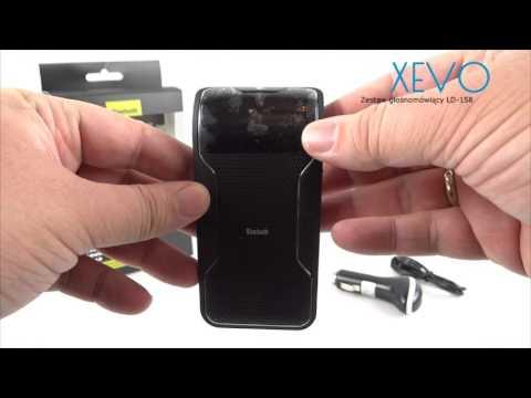 Zestaw Głośnomówiący Bluetooth XEVO LD-158