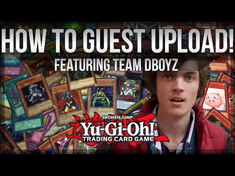 Yugitube Guest Upload Advice - Feat. Team Dboyz