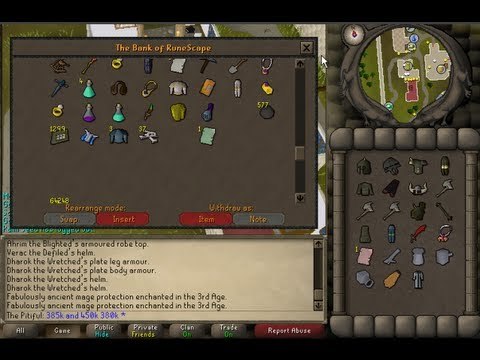 Bank Video #1 - 10m + Third-Age Robe Top - The Pitiful 3/11/13